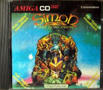 Simon the Sorcerer (Adventure Soft) (Amiga CD32)