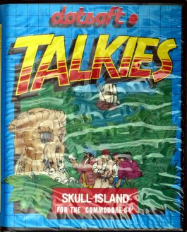 Skull Island (Dotsoft) (C64) (Talkies Version)
