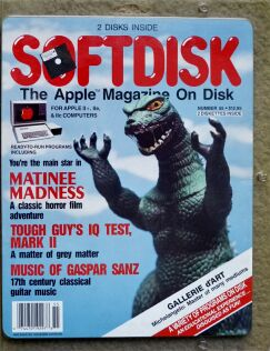Softdisk #55 (Softdisk) (Apple II)