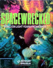 Spacewrecked: 14 Billion Light Years from Earth (Konami) (IBM PC)