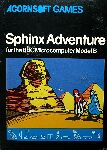 Sphinx Adventure (BBC Model B) (Contains Hint Book)