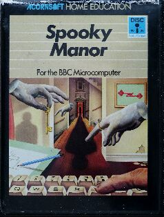 Spooky Manor (BBC Model B) (Disk Version)