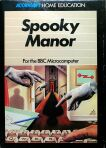 Spooky Manor (BBC Model B) (Cassette Version)