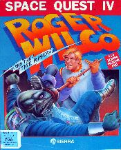 Space Quest IV: Roger Wilco and the Time Rippers (IBM PC) (Contains Hint Book)