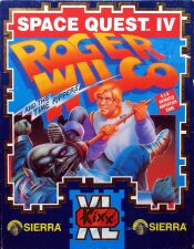Space Quest IV: Roger Wilco and the Time Rippers (Amiga)