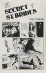 Secret of St. Brides, The (Audiogenic) (ZX Spectrum)