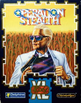 Operation Stealth (KIXX) (Amiga)