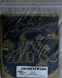 Sumer 4000 B.C. (Crystalware) (Atari 400/800) (missing manual?)