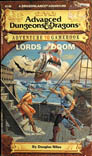 AD&D Adventure Gamebook #10: Lords of Doom