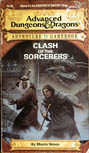 AD&D Adventure Gamebook #11: Clash of the Sorcerers