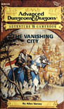 AD&D Adventure Gamebook #15: The Vanishing City