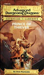 AD&D Adventure Gamebook #18: Prince of Thieves
