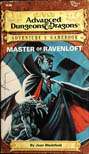 AD&D Adventure Gamebook #6: Master of Ravenloft