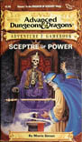 AD&D Adventure Gamebook #7: Sceptre of Power