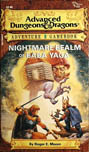 AD&D Adventure Gamebook #8: Nightmare Realm of Baba Yaga