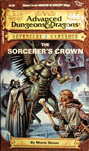 AD&D Adventure Gamebook #9: The Sorcerer's Crown