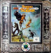 Sword of Sodan (Plastic Case) (Global Software) (Amiga)