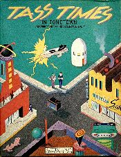 Tass Times in Tonetown (C64)