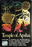 Temple of Apshai (TRS-80/Apple II) (Contains Manual, Later Printing)