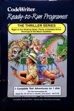 Thriller Series, The (CodeWriter) (C64)