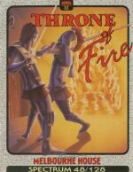 Throne of Fire (Melbourne House) (ZX Spectrum)