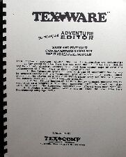 TI 99/4A Adventure Editor (Tex-Comp) (TI-99/4A)