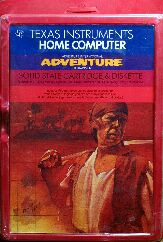 (Pirate) Adventure (Alternate Packaging) (TI-99/4A)