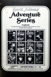 Adventure Series 1-12 (Tex-Comp) (TI-99/4A) (Disk Version) (Contains Hint Book)