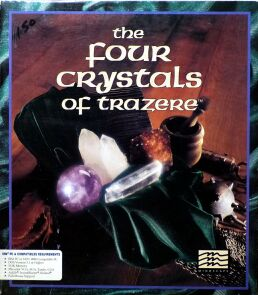 Four Crystals of Trazere, The