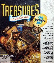 Lost Treasures of Infocom, The (Amiga)