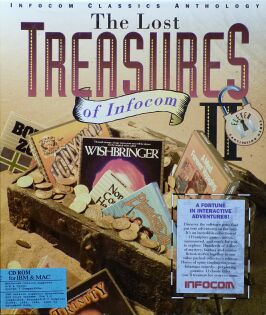 Lost Treasures of Infocom II, The (Macintosh/IBM PC)