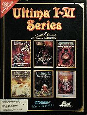 Ultima I-VI Series (Software Toolworks) (IBM PC)