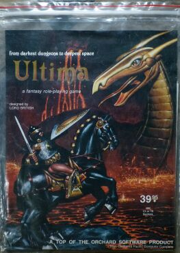 Ultima (California Pacific Computers) (Apple II)