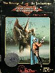 Ultima II: Revenge of the Enchantress (Black Box) (Sierra On-Line) (C64)