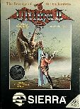Ultima II: Revenge of the Enchantress (Small Box) (Sierra On-Line) (Atari ST)