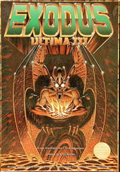 Ultima III: Exodus (Apple II)