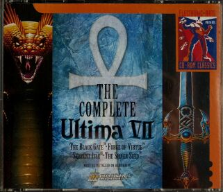 Complete Ultima VII, The & System Shock