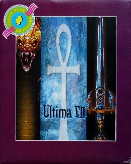Complete Ultima VII, The (Manaccom) (IBM PC)