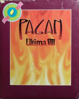 Ultima VIII: Pagan (Manaccom) (IBM PC)