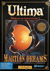 Ultima Worlds of Adventure 2: Martian Dreams