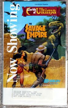 Ultima Worlds of Adventure: Savage Empire Demo