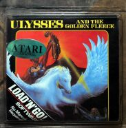 Ulysses and the Golden Fleece (Load 'n' Go!) (Atari 400/800)