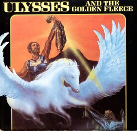 Ulysses and the Golden Fleece (Load 'n' Go!) (C64) (missing plastic holder)