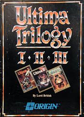 Ultima Trilogy I-II-III