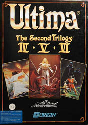Ultima: the Second Trilogy IV-V-VI