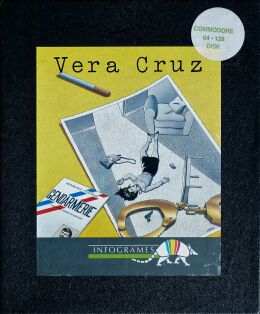 Vera Cruz (Infogrames) (C64) (Disk Version)