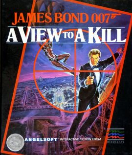 View to a Kill, A (Apple II)