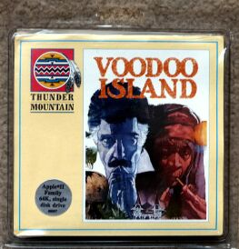 Voodoo Island (Thunder Mountain) (Apple II)