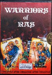 Warriors of Ras (C64) (Disk Version)
