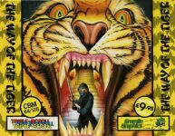 Way of the Tiger (Gremlin) (C64)